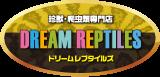 珍獣・爬虫類専門店|DREAM REPTILES|ドリームレプタイルズ